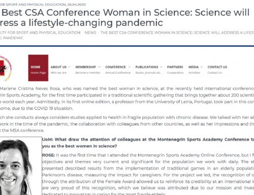 Science Female Award